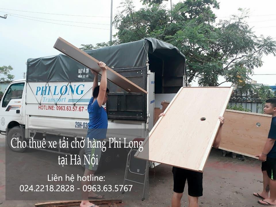 Dịch vụ cho thuê xe tải tại đường Nguyễn Duy Dương