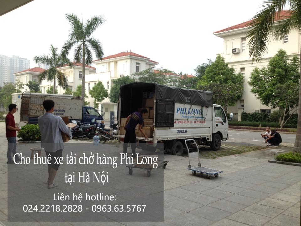 Dịch vụ cho thuê xe tải chở hàng tại phố An Trạch