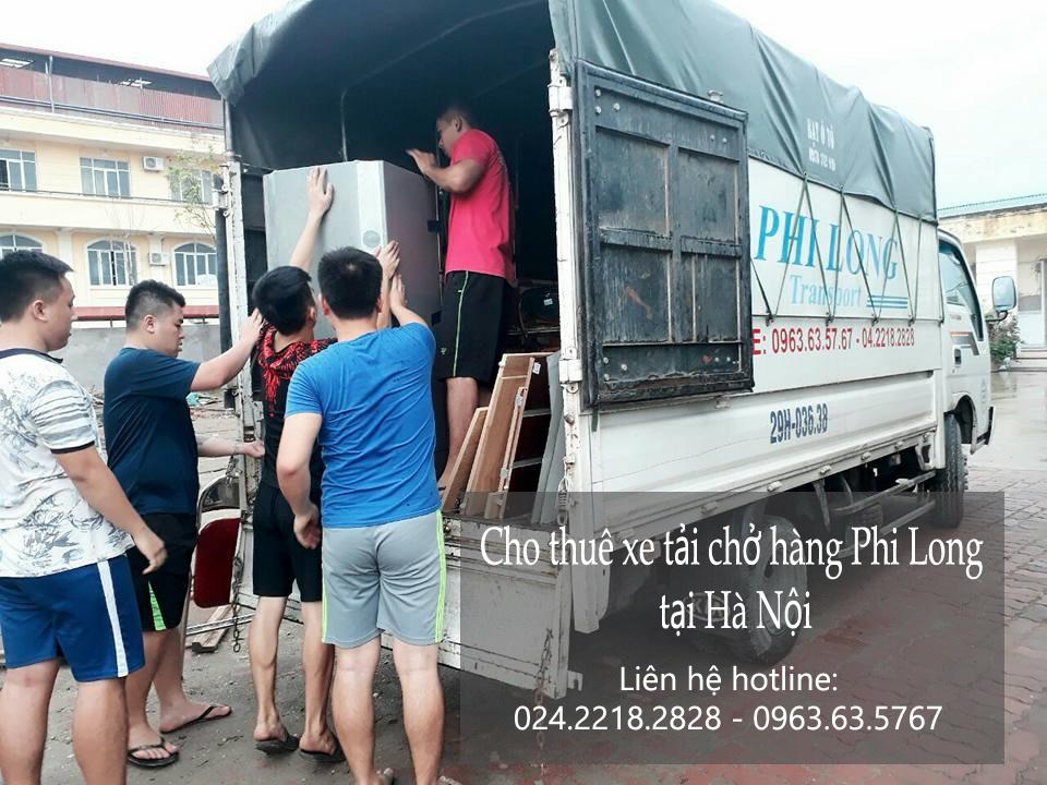 Cho thuê xe tải 500kg tại phố Hoa Lâm-0963.63.5767
