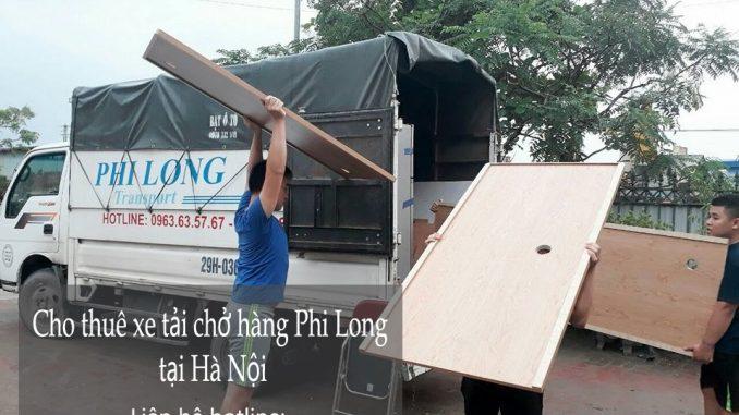 Cho thuê xe tải chuyên nghiệp giá rẻ tại đường Đê La Thành