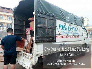 Dịch vụ cho thuê xe tải chở hàng tại phố Nguyễn Chí Thanh