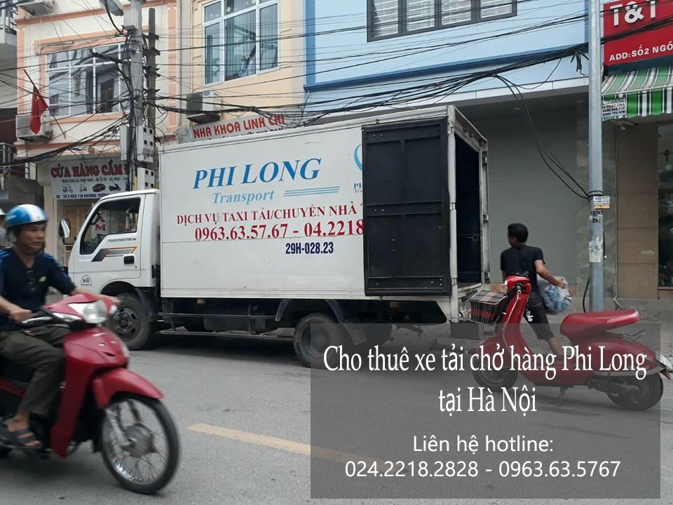 Cho thuê xe tải 5 tạ phố Nguyễn Cao Luyện-0963.63.5767