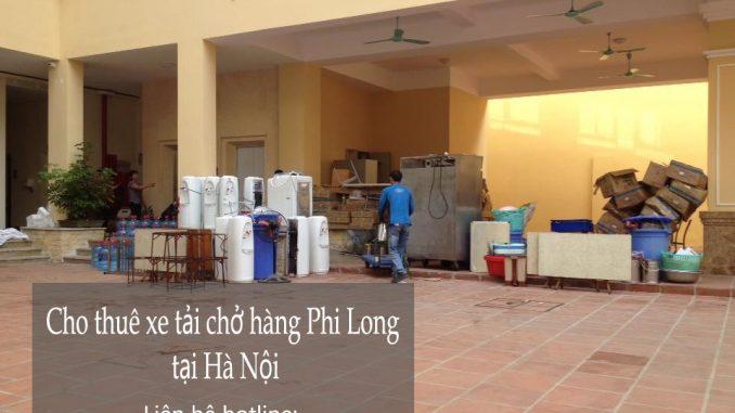 Cho thuê xe tải tại phố Tràng Thi