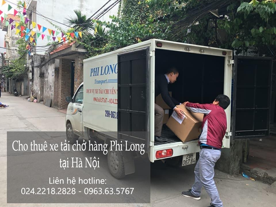 Dịch vụ cho thuê xe tải uy tín tại phố Hoàng Đạo Thành