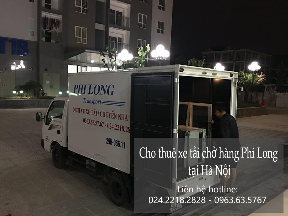 Cho thuê xe tải 1,4 tấn tại phố Thanh Yên