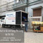 Dịch vụ cho thuê xe tải phố Hội Xá