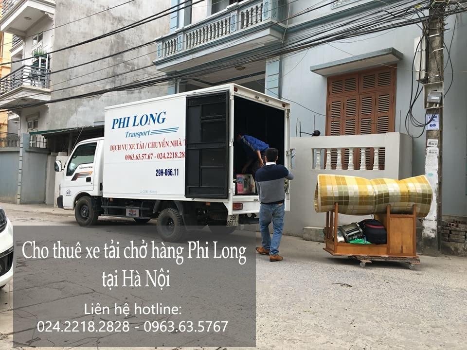Dịch vụ thuê xe tải tại phố Lương Thế Vinh