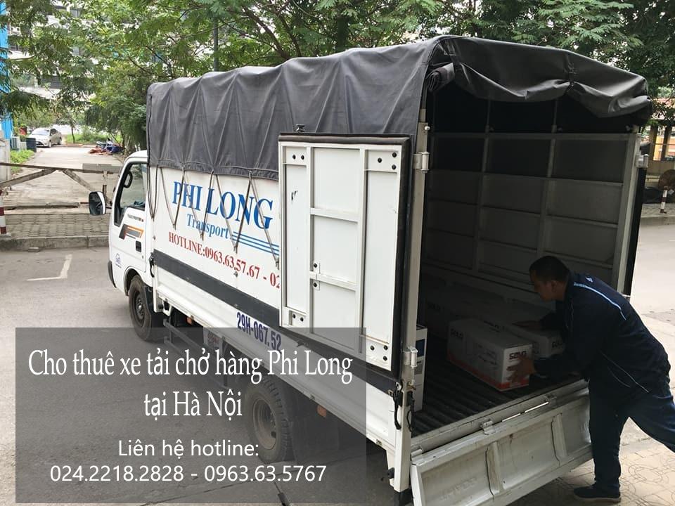 Cho thuê xe tải tại phố Thúy Lĩnh