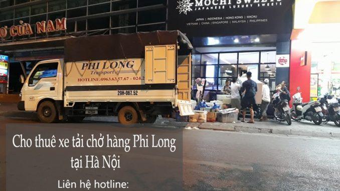 Cho thuê xe tải tại phố Nguyễn Công Trứ