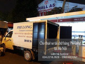 Cho thuê xe tải giá rẻ tại phố Kim Quan-0963.63.5767