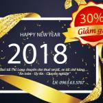 Vận chuyển hàng hóa đón Tết Mậu Tuất 2018