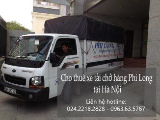 Cho thuê xe tải 1 tấn tại phố Trần Quốc Toản