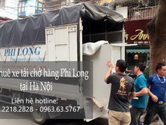 Cho thuê xe tải uy tín tại phố Nguyễn Gia Thiều