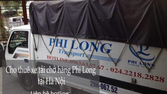 Dịch vụ xe tải tại phố Ngô Tất Tố