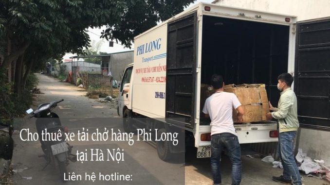 Thuê xe tải 1,25 tấn tại phố Tràng Tiền