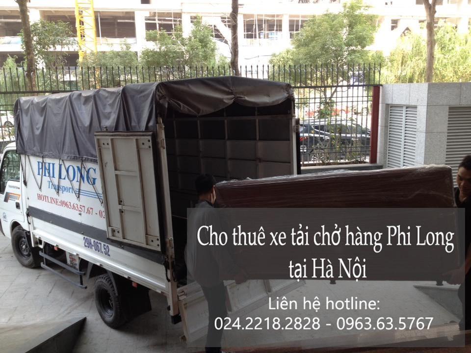 Cho thuê xe tải tại phố Vũ Hữu