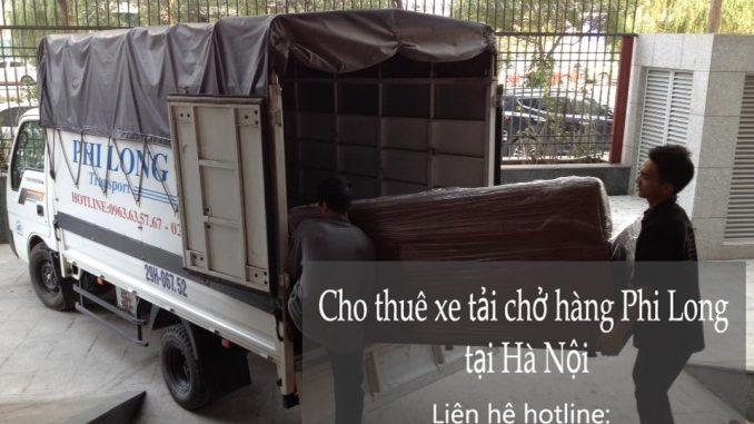 Dịch vụ thuê xe tải 1 tấn tại phố Phùng Khoang