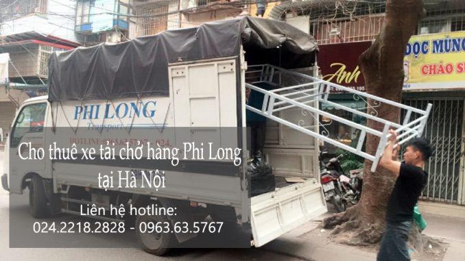 Dịch vụ thuê xe tải tại phố Lê Thánh Tông