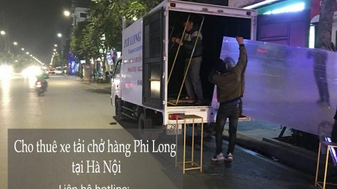Dịch vụ vận chuyển xe tải tại phố Đỗ Hành