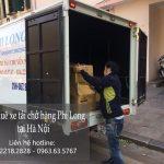 Thuê xe tải Phi Long tại khu đô thị Văn Khê