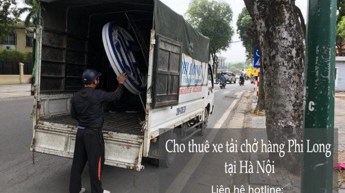 Thuê xe tải 1,25 tấn tại phố Kiến Hưng