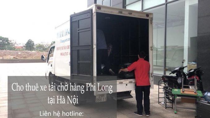 Cho thuê xe tải chuyển nhà tại phố Vũ Phạm Hàm