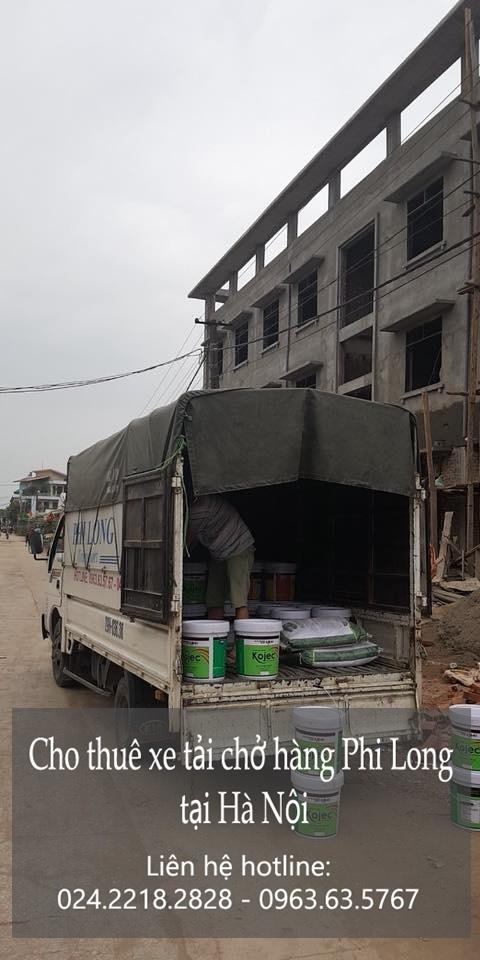 Dịch vụ thuê xe tải Phi Long tại phố Hoàng Văn Thái