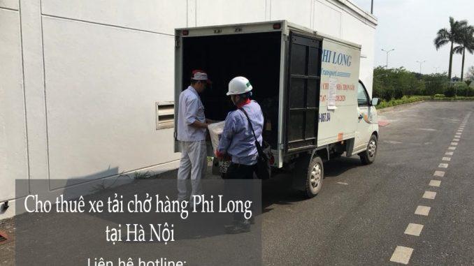 Dịch vụ cho thuê xe tải tại phố Yết Kiêu