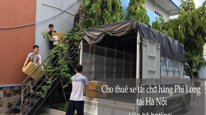Dịch vụ xe tải vận chuyển tại phố Nguyễn Đình Chiểu