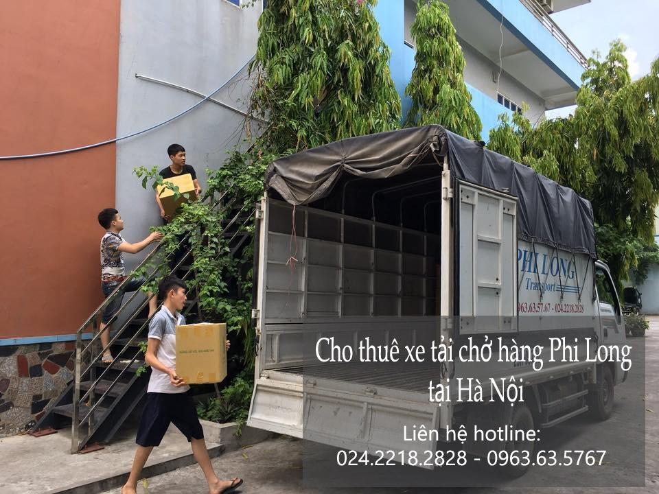 Cho thuê xe tải chở hàng chuyên nghiệp tại phố Mã Mây