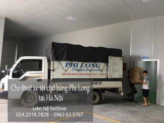 Dịch vụ xe tải uy tín tại đường Thanh Lãm