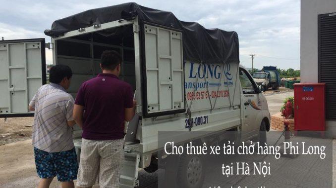 Dịch vụ thuê xe tải tại đường Gia Lương