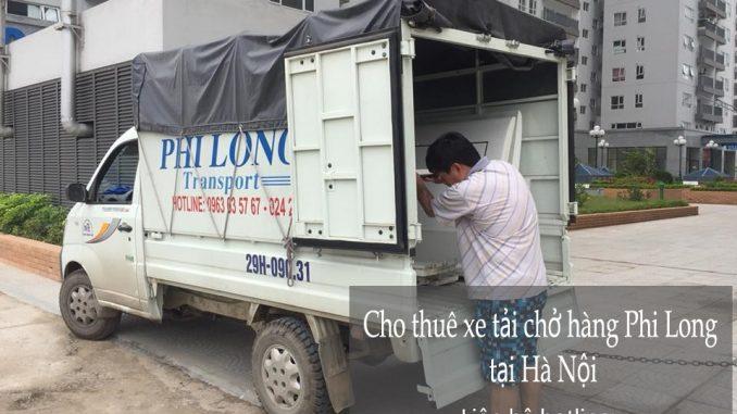 Dịch vụ thuê xe tải 5 tấn tại phố Trấn Vũ