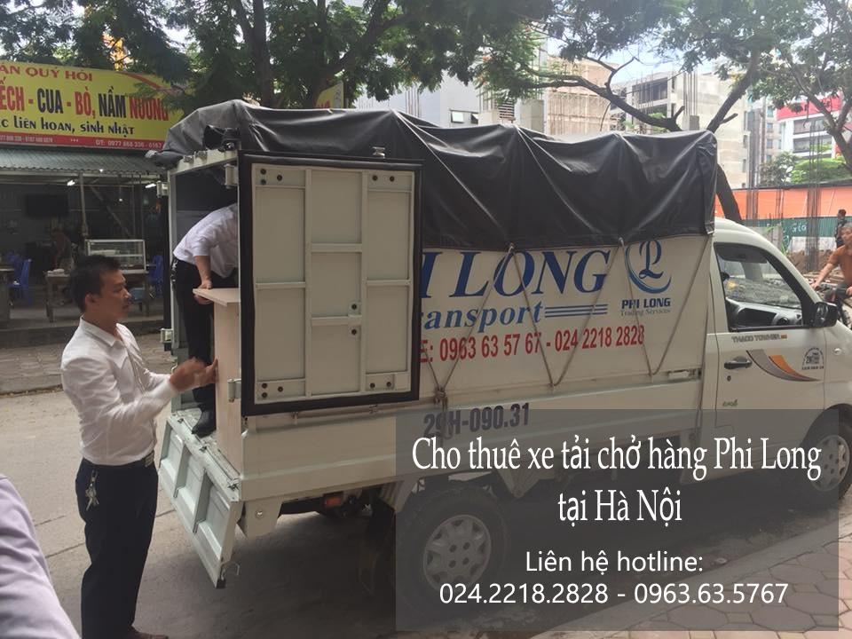 Dịch vụ thuê xe tải giá rẻ tại phố Đoàn Trần Nghiệp