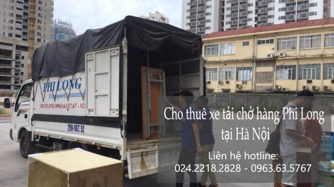 Dịch vụ thuê xe tải 1,25 tấn tại phố Nguyễn Duy Dương