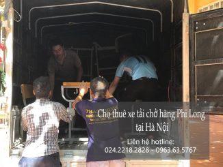 Cho thuê xe tải tại phố Nam Cao