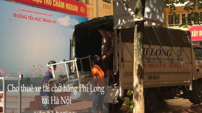 Cho thuê xe tải tại phố Nguyễn Hữu Huân