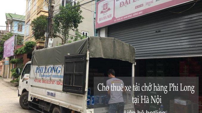 Dịch vụ thuê xe tải giá rẻ tại đường Giáp Nhất 2019