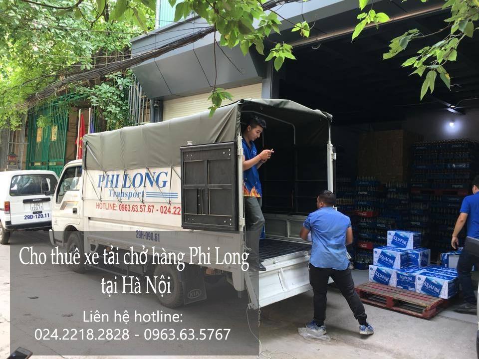 Cho thuê xe tải chuyển nhà tại phố Nam Đồng