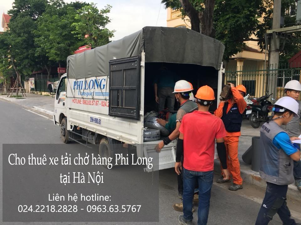 Dịch vụ cho thuê xe tải vận chuyển tại phố Nguyễn Như Đổ