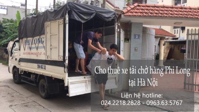 Dịch vụ thuê xe tải tại đường Bắc Hồng