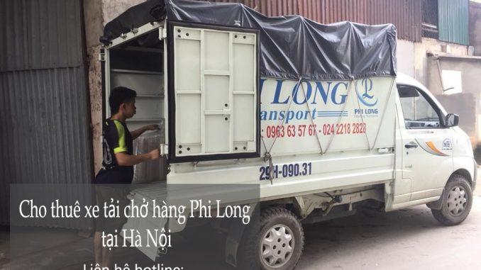 Dịch vụ thuê xe tải giá rẻ tại phố Vọng