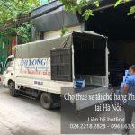 Cho thuê xe tải tại phố Lê Văn Hưu