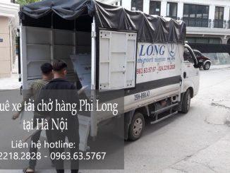 Dịch vụ cho thuê xe tải tại phố Huỳnh Thúc Kháng