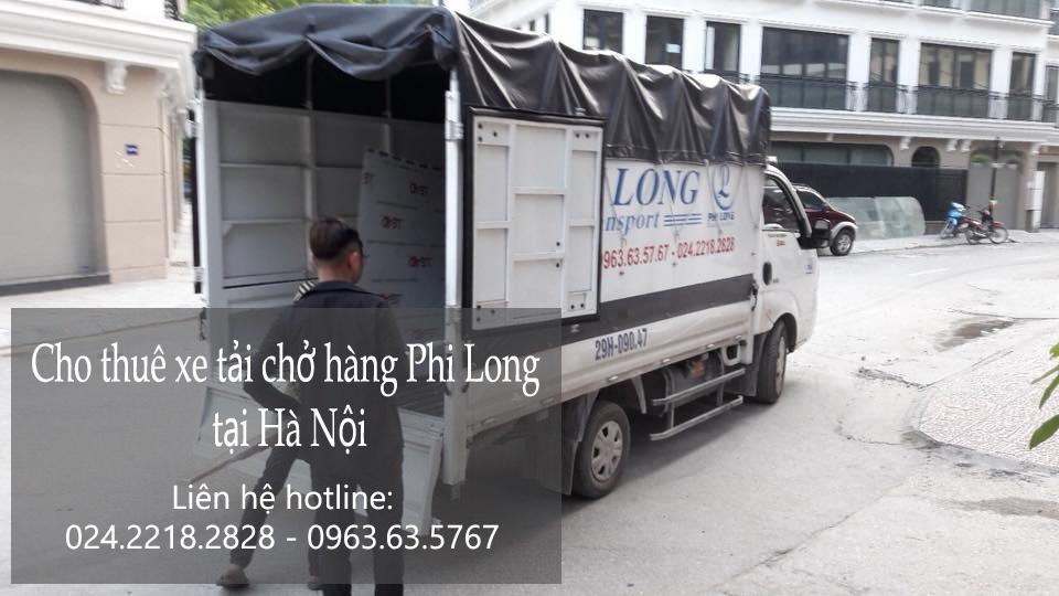 Dịch vụ cho thuê xe tải tại phố Gia Ngư