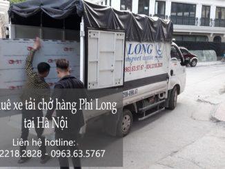 Dịch vụ cho thuê xe tải giá rẻ tại đường Trần Hưng Đạo