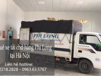 Dịch vụ cho thuê xe tải tại phố Cầu Bắc