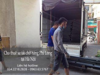Dịch vụ cho thuê xe tải nhỏ tại phố Phan Văn Đáng