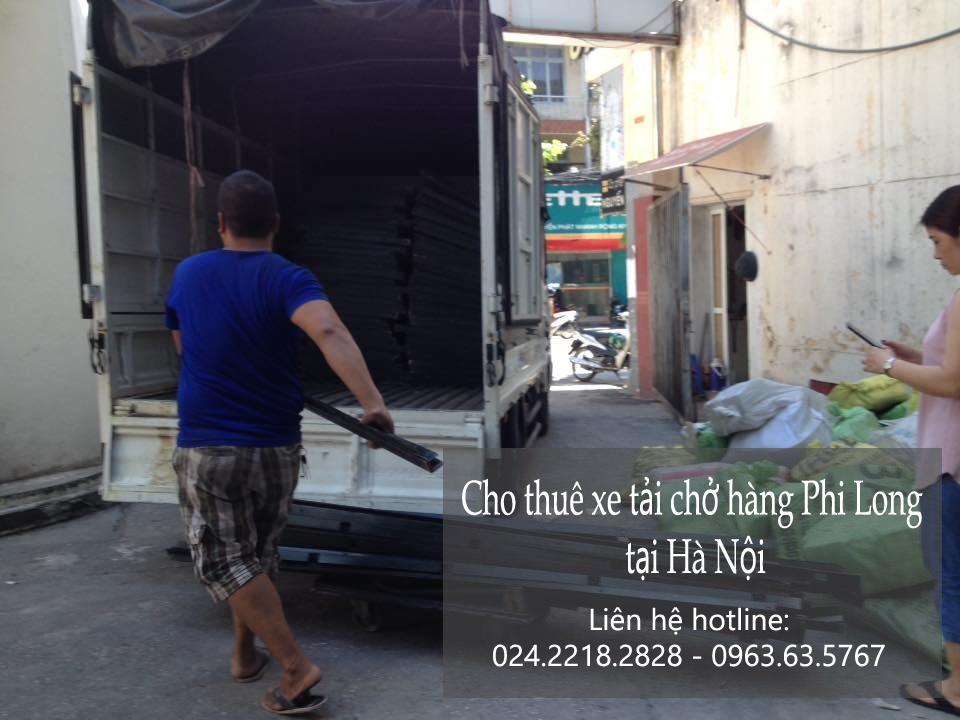 Cho thuê xe tải tại phố Bạch Đằng