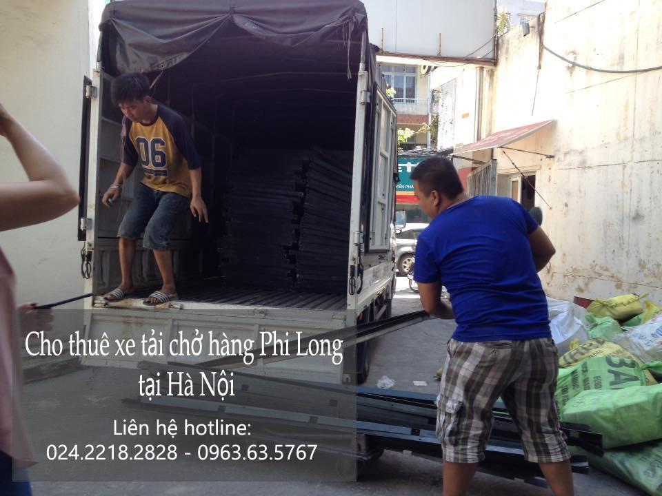 Dịch vụ cho thuê xe vận tải tại phố Tố Hữu